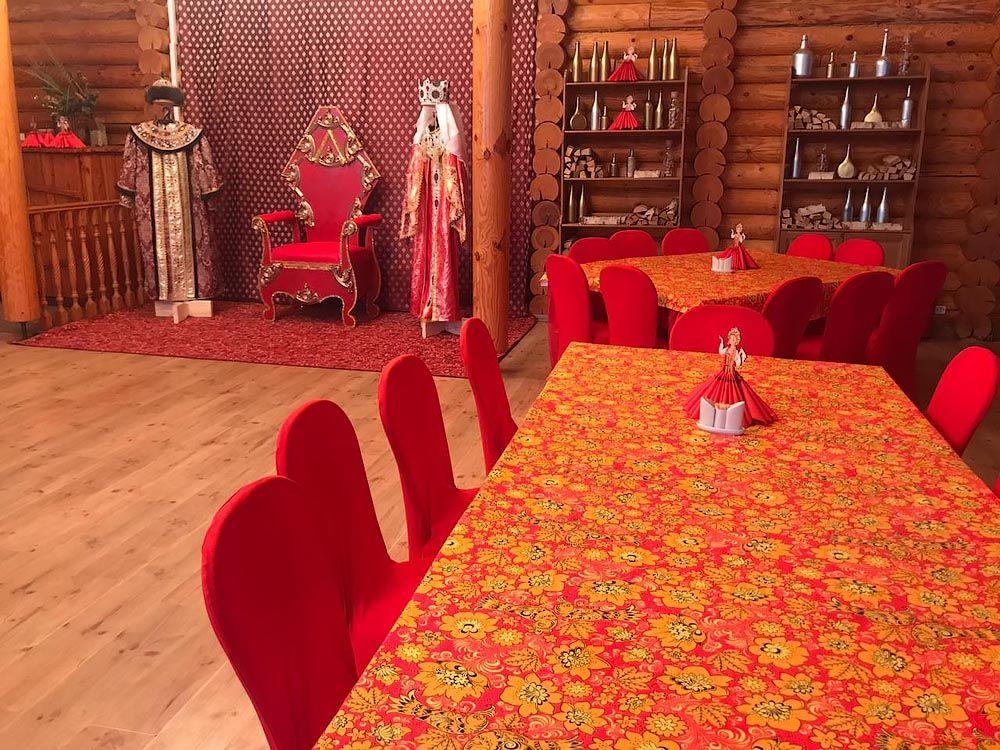 Русская кухня – ресторан «Дербовеж» фото 3