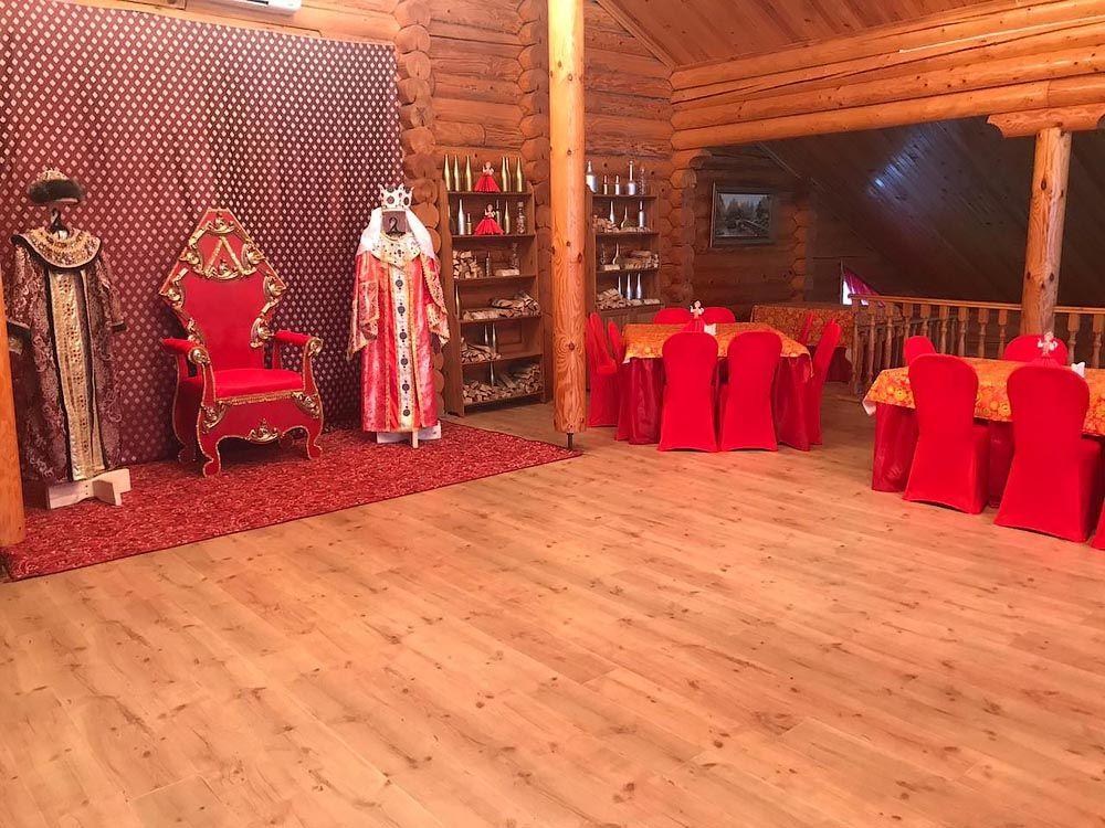 Русская кухня – ресторан «Дербовеж» фото 2
