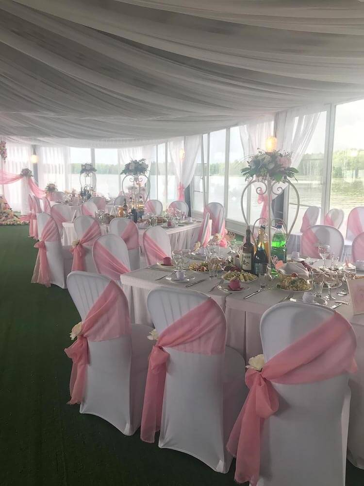 Рестораны Бары – на свадьбу, для отдыха – на эко базе отдыха «Дербовеж» фото 9