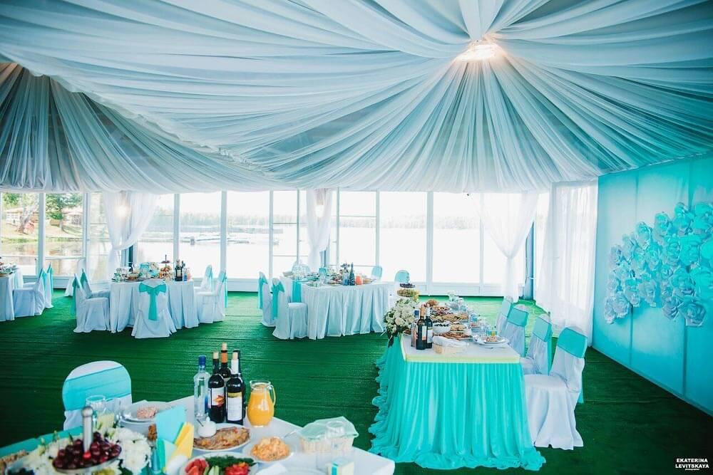 Рестораны Бары – на свадьбу, для отдыха – на эко базе отдыха «Дербовеж» фото 8