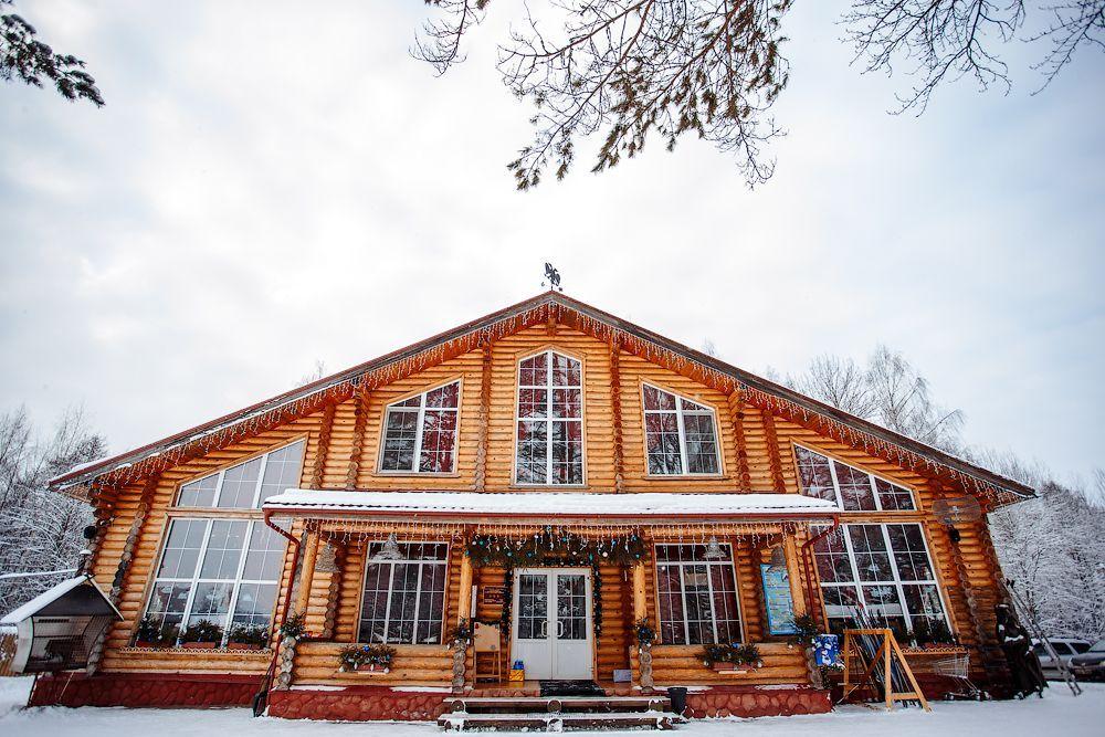 Основное здание ресторана русской кухни
